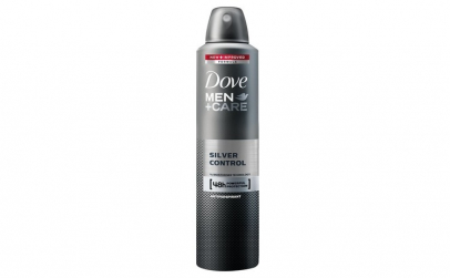 Deodorant, Dove Men +Care,Silver