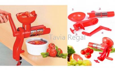 Masina de tocat rosii