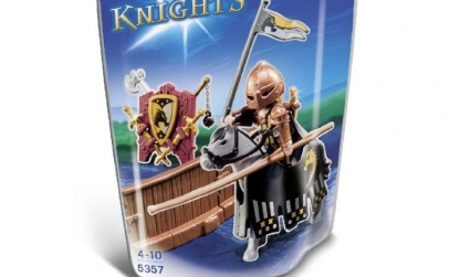 Cavalerul calului salbatic - Playmobil 5