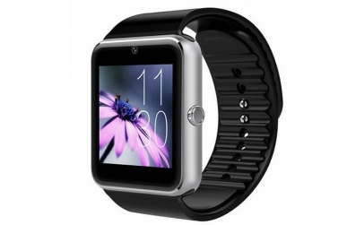 Smartwatch U-Watch GT08 Bluetooth negru