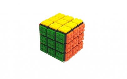 Cub Rubik  Lego 3x3x3  FanXin