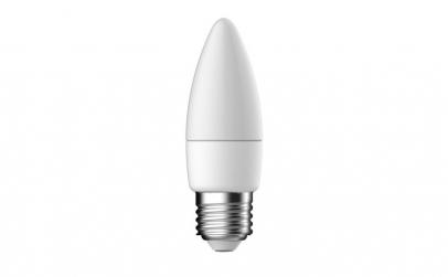Bec LED Tungsram E27 forma lumanare,