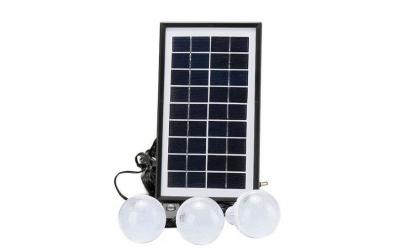Kit cu panou solar, GDLite, GD-8006A