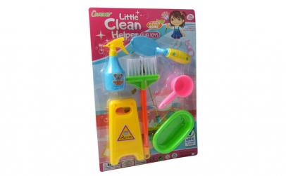 Joc de curatenie pentru copii cu 6
