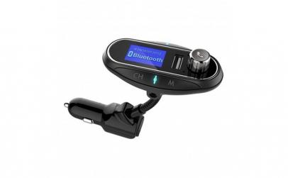 Modulator FM Auto Transmitator T12