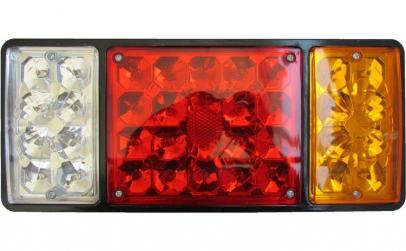 Stop camion LED 15 x 08 12V ( pret /