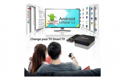 Mini PC Android Media Player MXQ PRO