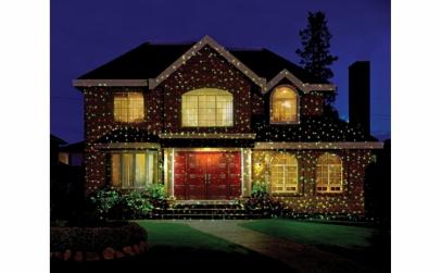 Laser cu lumini de exterior
