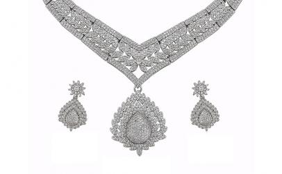 Set bijuterii Luxury Marquise Brilliant