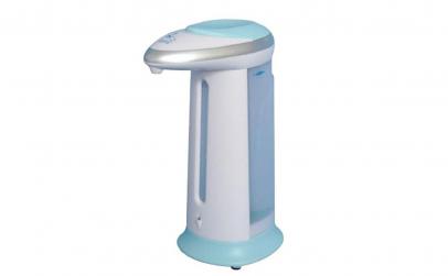 Dispenser automat pentru dezinfectant