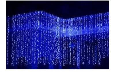Instalatie LED Ploaie de lumini 3x3m