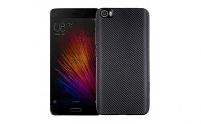 Husa Xiaomi Mi 5 i-Zore Carbon Fiber