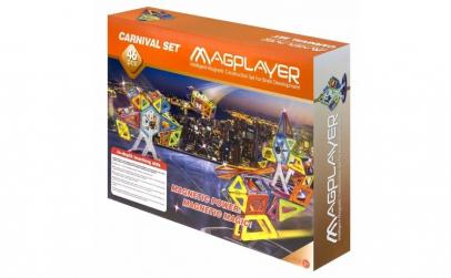 MAGPLAYER Joc de constructie magnetic -