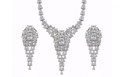 Set bijuterii Exclusive Marquise