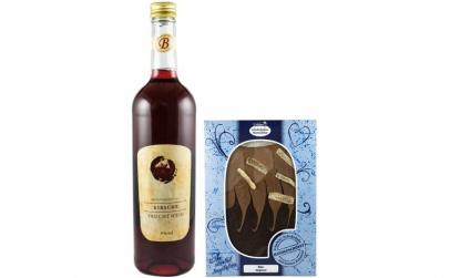 Pachet - Vin de cirese si ciocolata