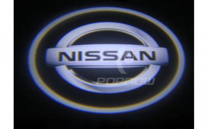 Logo Usi Universale Nissan (cu baterii)