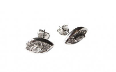 Cercei Argint 925 Zirconii