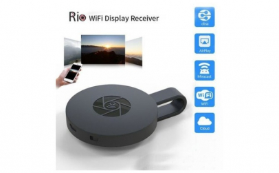 Streaming Media Player HDMI Wi-Fi, DLNA