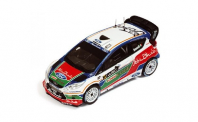 FORD FIESTA WRC #3 Marco Simoncelli UK