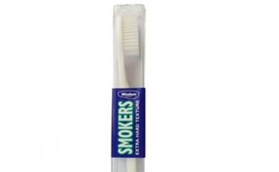 Periuta de dinti speciala fumatori Smock