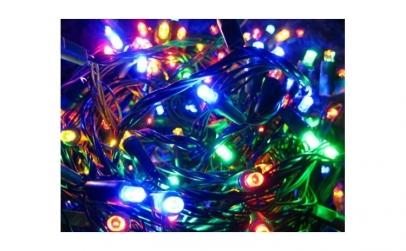 Instalatie brad 500 LED-uri