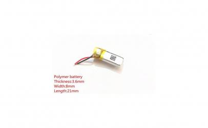 360821 - Acumulator Li-Polymer