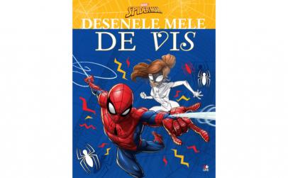 Spiderman. Desenele Mele De Vis