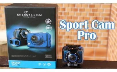 Camera Energy Sistem Sport Cam Pro