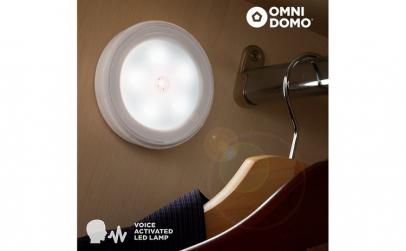 Reflector LED cu senzor vocal Voluma