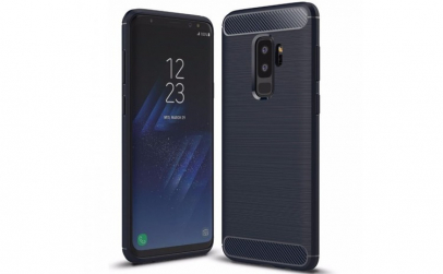 Husa Air Carbon Samsung Galaxy S9 Plus