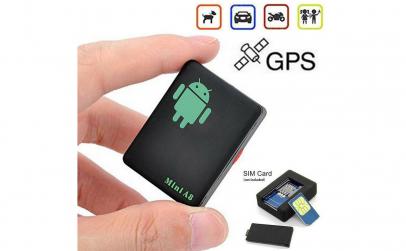Dispozitiv urmarire GPS mini A8
