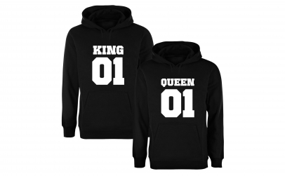 "Set hanorace  ""King/ Queen 01"""