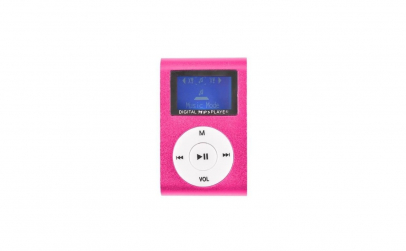 Mini MP3 Player Cu Afisaj LCD & Slot USB