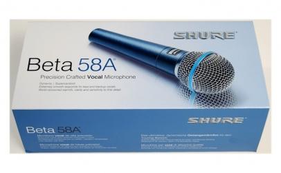 Microfon Vocal Beta 58A