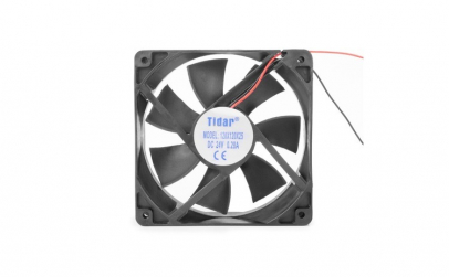 Cooler Ventilator 120 x 120 x 25 mm