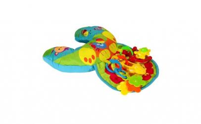 Perna pentru bebelusi cu jucarii.