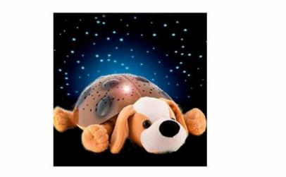 Lampa proiectoare de stele Happy Puppy