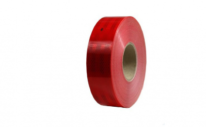 Banda reflectorizanta rosie 3M - banda