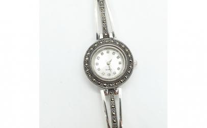 Ceas din argint masiv Perla by SaraTremo