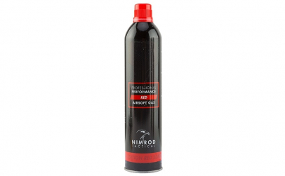 Red Gas 500ml Professional Performance