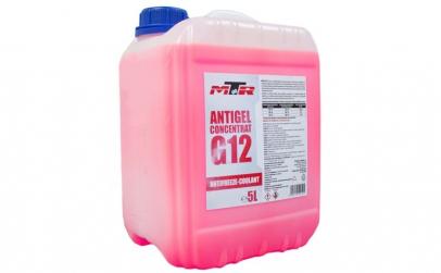 MTR Antigel Concentrat Rosu G12 5L