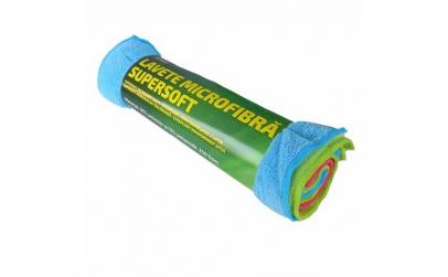 Lavete microfibra universale RoGroup, 6