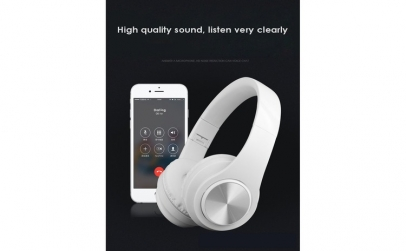 Casti Bluetooth Wireless W802