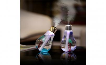 Umidificator aromaterapie Bulb
