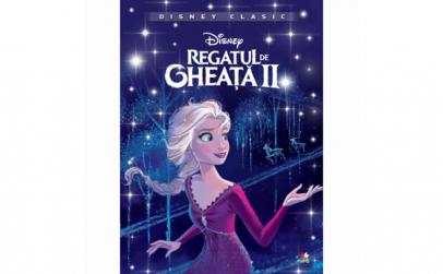 Disney Regatul de gheata II Povestea