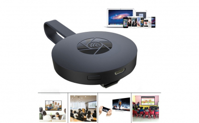 STREAMING MEDIA PLAYER TV