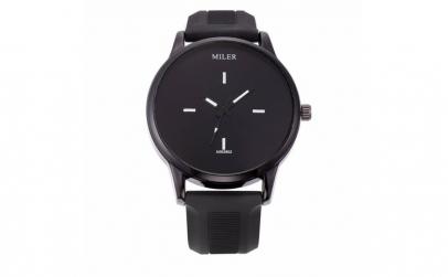 Ceas Miler CS123, curea silicon, model