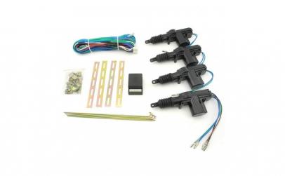 Inchidere centralizata cu 4 actuatoare