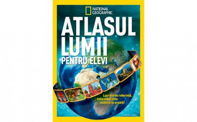 Atlasul lumii pentru elevi. National