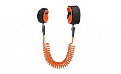 Dispozitiv siguranta copii, portocaliu